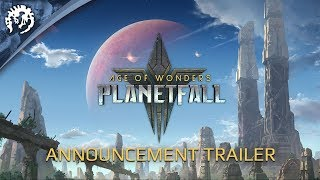 Age of Wonders: Planetfall - Announcement trailer