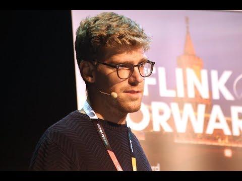 Efficiently executing R Dataframes on Flink - Andreas Kunft (TU Berlin)