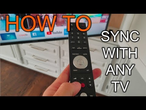 How to Sync Bell Fibe Remote With TV