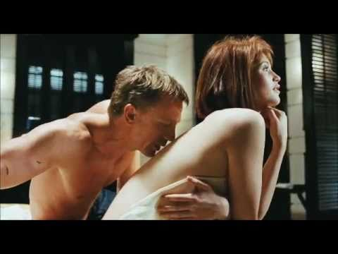 [HQ]Tarja Turunen - Quantum of Solace Trailer (In For A Kill)