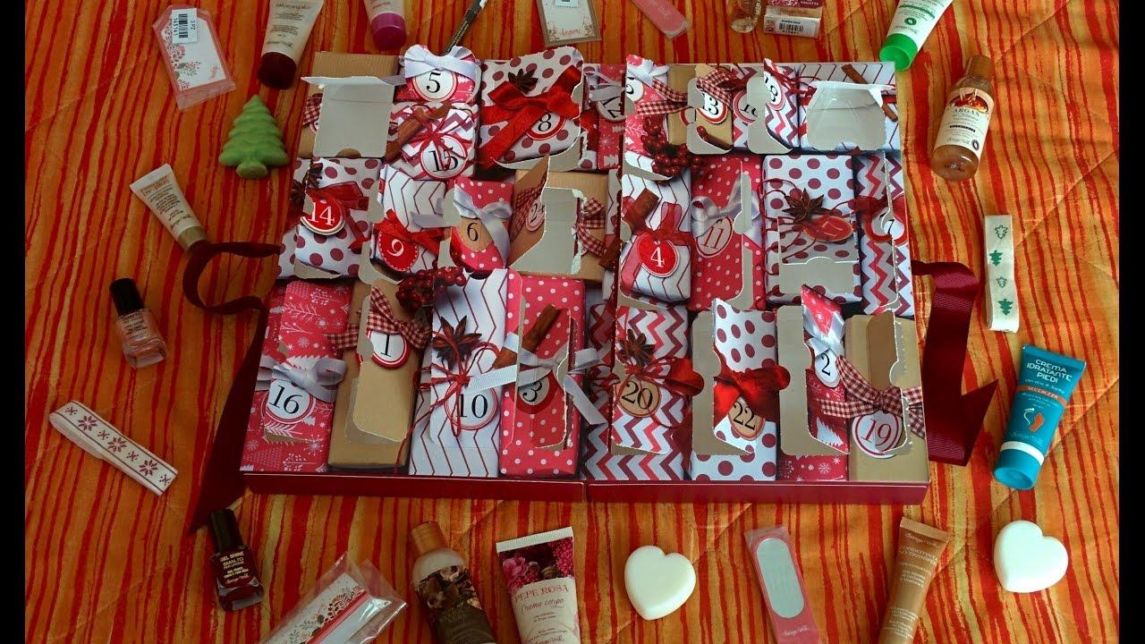 Bottega Verde Calendario Avvento.Bottega Verde Apriamo Insieme Le Caselline Del Calendario Dell Avvento Beautyforfun