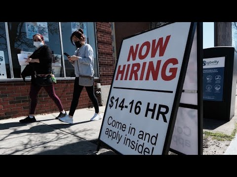 Why labor shortages and a disappointing jobs report is pointing to an economy that is 'out of whack'