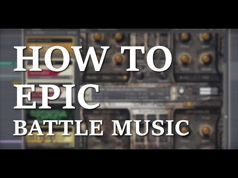 How To Make Epic Orchestral Boss Battle Music (Ableton Live)