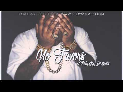 """No Favors'' – *Anthem* Trae Tha Truth Type Instrumental [Prod. by MTBeatz, OldyM & MrK]"