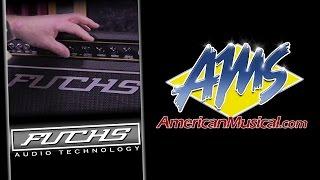 Fuchs ODS Classic Dirt Overview - Fuchs ODS Classic Guitar Combo Amplifier