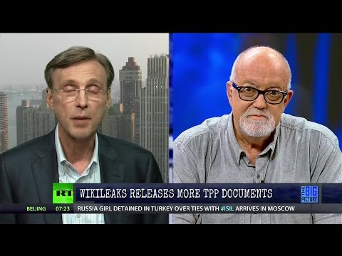 Full Show 6/11/15: Wikileaks Releases More Secret TPP Documents