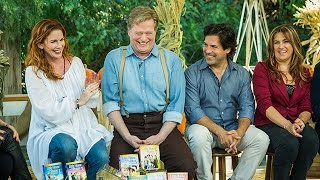 "Video Home & Family's ""Little House"" Reunion - Melissa Gilbert's First Kiss download MP3, 3GP, MP4, WEBM, AVI, FLV November 2017"
