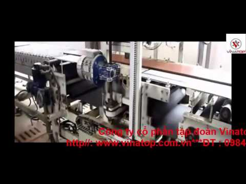 Máy làm gạch men, dây chuyền làm gạch men hiện đại nhất tại Việt Nam