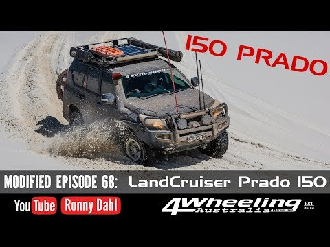 150 Prado Review, Modified Episode 68