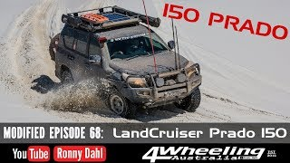 150 Prado review, Modified Episode 68