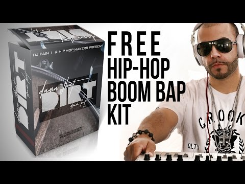 "Best FREE Drum Kit 2017 - ""Damn That Dirt"" [Download]"