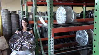 Factory Original Ford Bronco Rims & OEM Ford Bronco Wheels – OriginalWheel.com