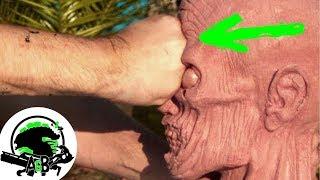 Bare hands Vs Zombie! AGB bonus Content!