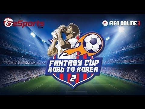 Fantasy Cup - Road to Korea Singapore Round 2