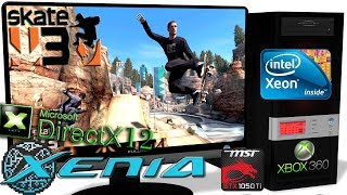 Download Skate 1 On Xenia Xbox 360 Emulator Directx 12 MP3, MKV, MP4