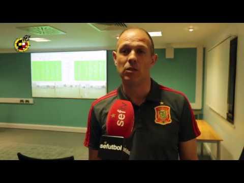 Juanjo González analiza los rivales de España en la Eurocopa Sub-17