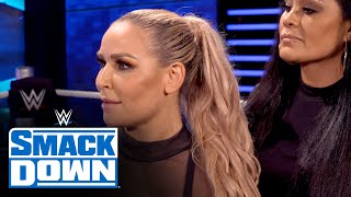 Natalya and Tamina put the tag team division on notice: SmackDown Exclusive, Jan. 15, 2021