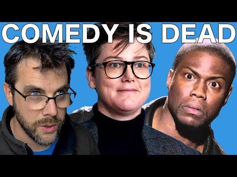Comedy is DEAD: Gadsby, Hart, & Apple