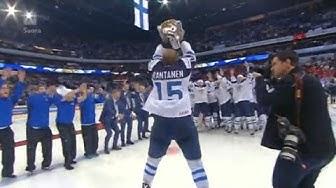Suomi - Venäjä U20 Finaali [4-3 ja.] + Palkintojenjako