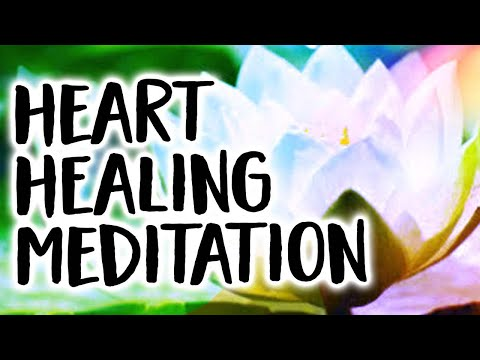 Open Your Heart, Healing Meditation with Archangel Michael