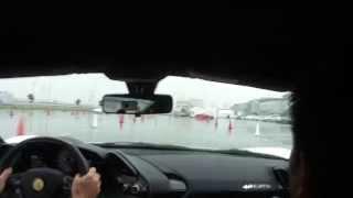 追記:サーキットでの全開走行の動画を上げました。ウエットモードでは...