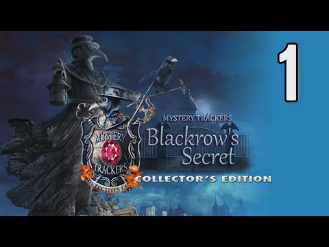 Mystery Trackers 7: Blackrows Secret CE [01] w/YourGibs - KIDNAPPED MOVIE STAR - OPENING - Part 1