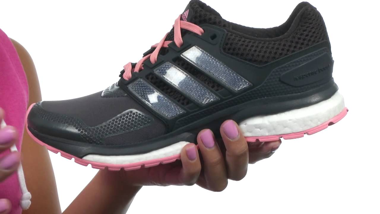 adidas Running Response Boost 2 Techfit SKU 8555550 - YouTube 963276b74