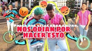 Corriendo el riesgo de salir así en Puebla con Soy Dario | ...