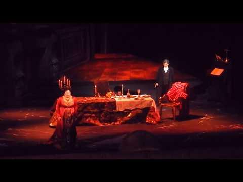 Tosca. Second Act. National Opera of Ukraine with Lyudmila Monastirska 09.08.17