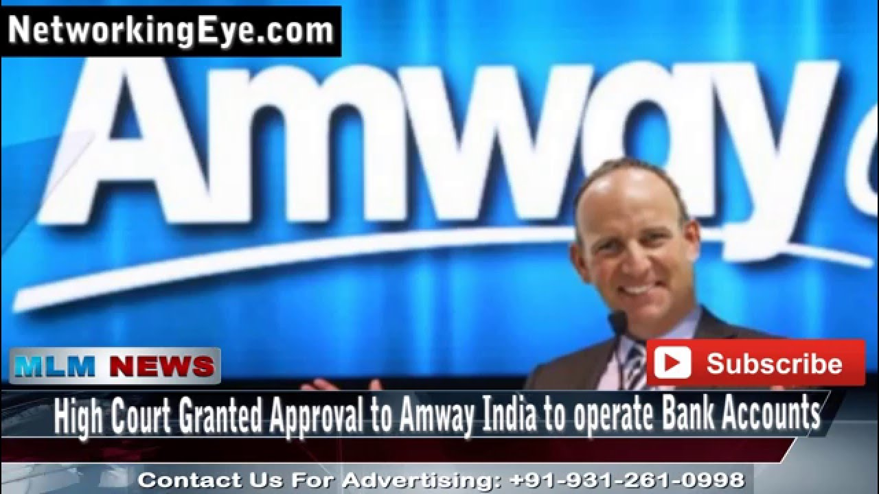 how to cancel amway account