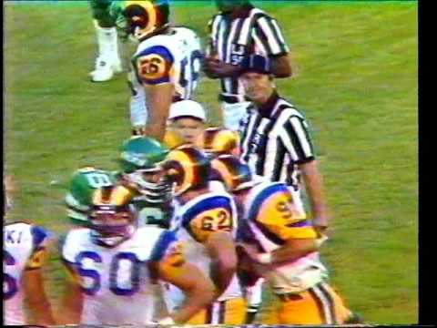 Jets-Rams brawl, 1983