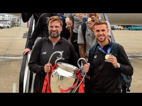 Parade juara Liverpool liga champions 2019 di Inggris 02-06-2019 HD