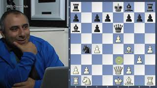 43rd Chess Olympiad: Tomczak Upsets Kramnik! - GM Varuzhan Akobian