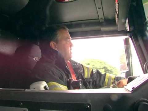 Somerville, MA Fire Department Ride Along