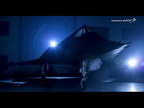 Operation Nighthawk Landing: Skunk Works F-117 Restoration for Reagan Library