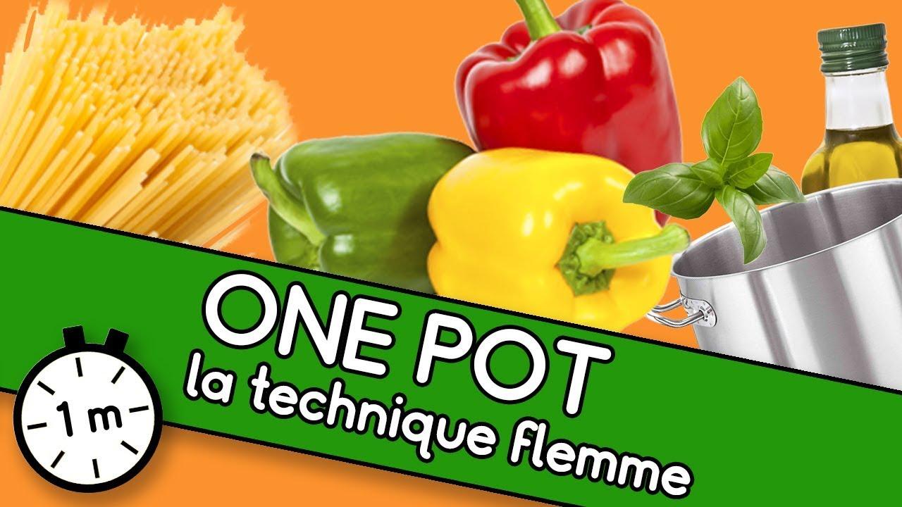 One Pot - Astuce Youcook