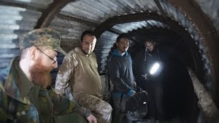 ABANDONED WW2 BUNKER (DATED 1943)