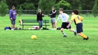 2011 hastings u12 boys soccer hudson tournament game hilights