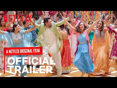 Ginny Weds Sunny Official Trailer Vikrant Massey Yami Gautam Ayesha Raza Netflix India Youtube