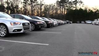 Чем занимаются дилеры Audi