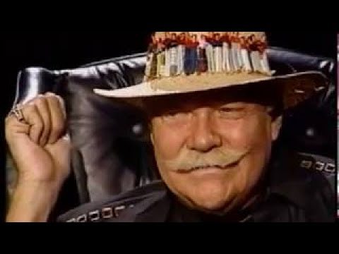 Rip Taylor 1990 TV Interview