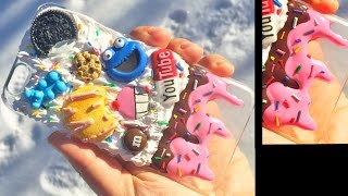Decoden Sweet Tooth & Deco Sauce Phone Case Tutorial