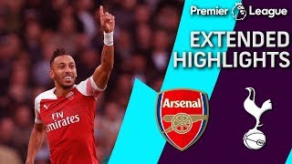 Download Arsenal v. Tottenham   PREMIER LEAGUE EXTENDED HIGHLIGHTS   12/02/18   NBC Sports Mp3 and Videos
