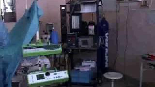 Varicosas venas anestesia de general bajo cirugía