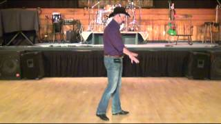 Ride With Me Line Dance Lesson - Dan Albro