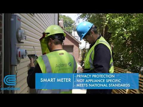 Con Edison Installing Five Million Smart Meters - YouTube