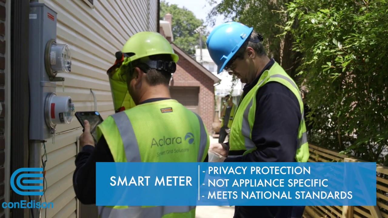 Con Edison Installing Five Million Smart Meters