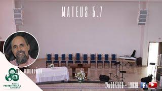 Reflexão: Mateus 5.7 - IPT