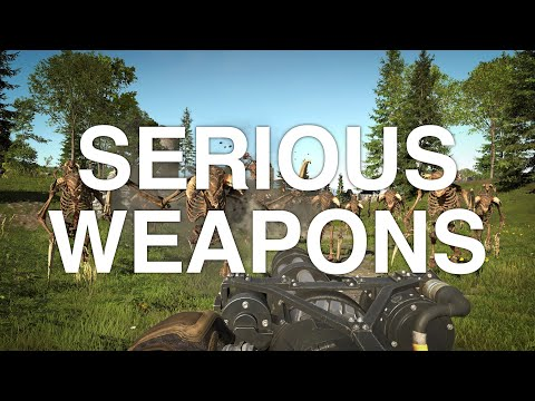 Serious Sam 4 - Serious Weapons