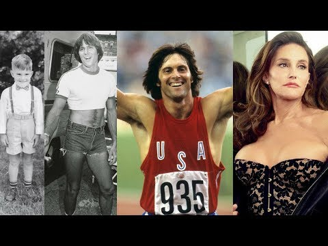 Bruce Jenner From Baby to Age 68
